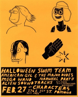 flyer by rusty jordan